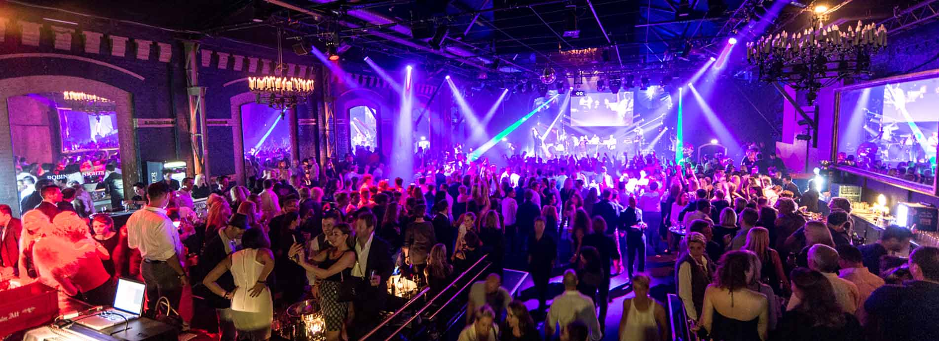 East Hotel Hamburg Party
